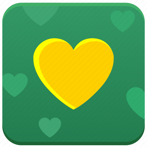 app, heart, like, love icon