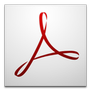 acrobat, adobe, cs4 icon