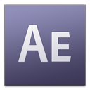 adobe, after, cs3, effects icon