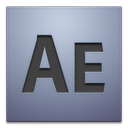 adobe, after, cs4, effects icon