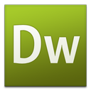 adobe, cs3, dreamweaver icon