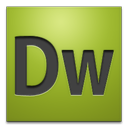 adobe, cs4, dreamweaver icon