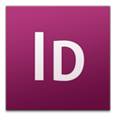 adobe, cs3, indesign icon
