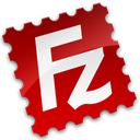 client, filezilla icon