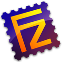 filezilla, server icon