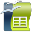 calc, openoffice icon