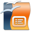 impress, openoffice icon