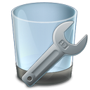 tool, uninstall icon