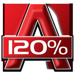120, acohol icon
