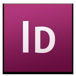 adobe, cs3, indesign icon