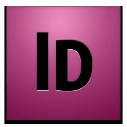 adobe, cs4, indesign icon