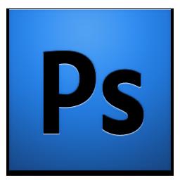 adobe, cs4, photoshop icon