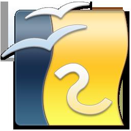draw, openoffice icon