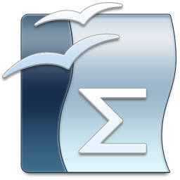 math, openoffice icon