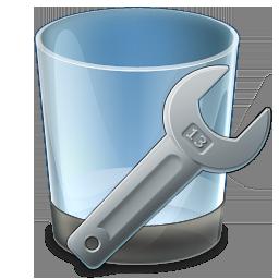 tool, uninstall icon