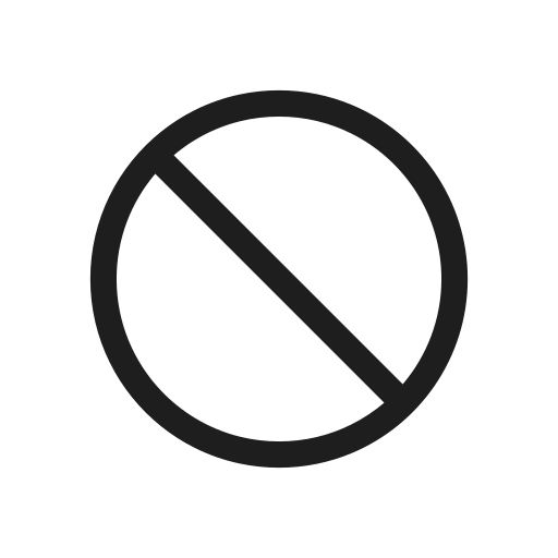 ban, impossible, interdiction, prohibiting sign, prohibition, prohibition sign, warning icon
