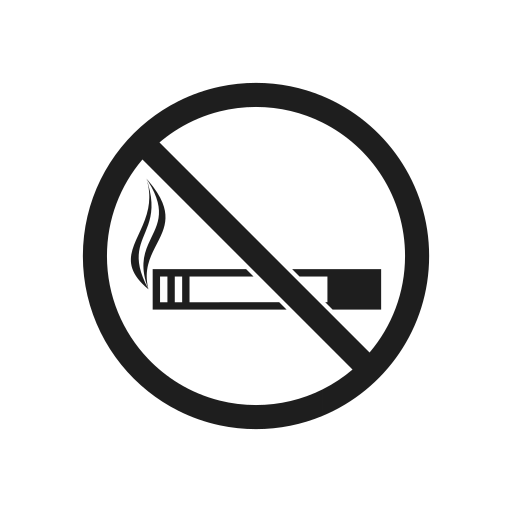cigarette, impossible, no smoking, prevention, prohibition, prohibition sign, warning icon