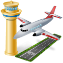 aeroplane, airport, plane, tourism, travel icon