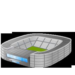 building, stadium icon
