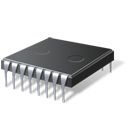 chip, cpu, hardware, microchip, processor icon