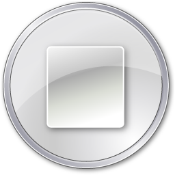 disabled, grey, stop icon