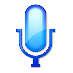 microphone, radio, record icon