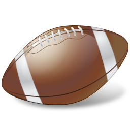 american football, ball, football, sports icon