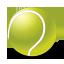 ball, sport, sports, tennis icon