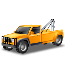 cars, towtruck, transportation, vehicle, yellow, car