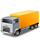 lorry, transport, transportation, truck, vehicle, yellow