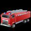 fireescape, firetruck icon