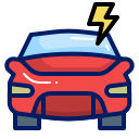 car, flash, furious, inkcontober icon