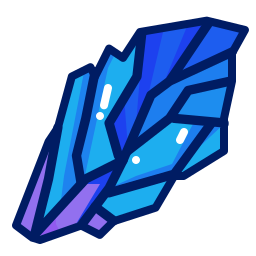 gem, graceful, inkcontober, mineral, stone icon