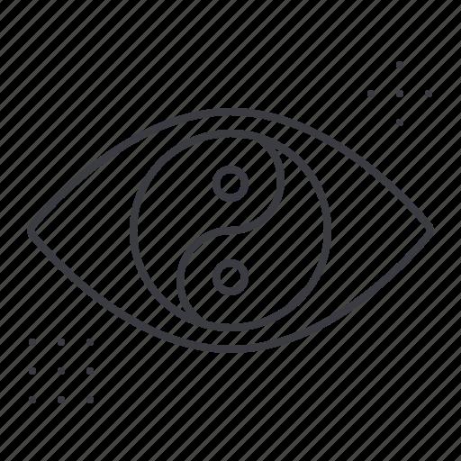 aesthetic, balance, creative, design, web icon