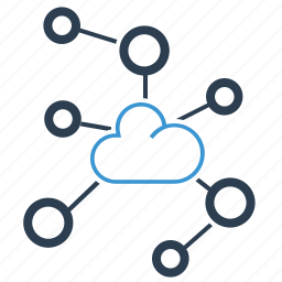 cload sharing, cloud, cloud computing, cloud structure, connection, network, share icon