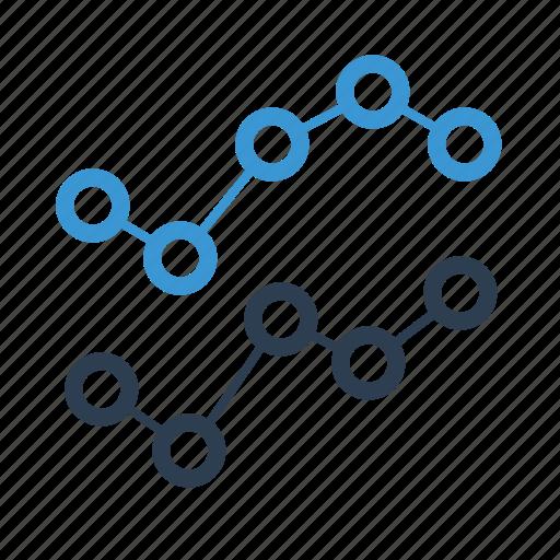 analysis, charts, statistics icon