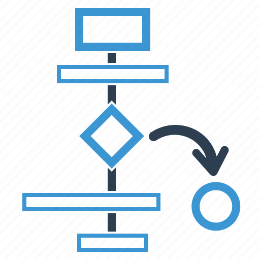 chart, diagram, flowchart, project management, scheme, structure, workflow icon