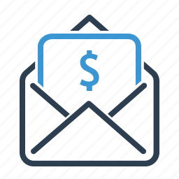 bill, budget, dollar, invoice, money, payment, salary icon