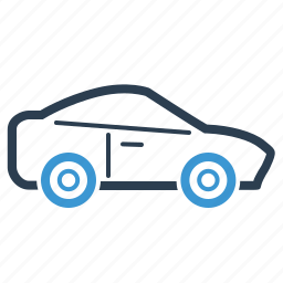 auto, automobile, car, drive, sedan, transportation, vehicle icon