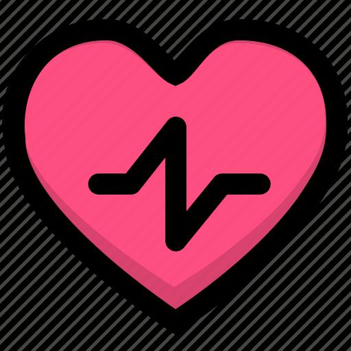 health, hypertension, illness icon