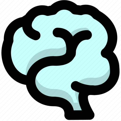 brain, head, illness icon