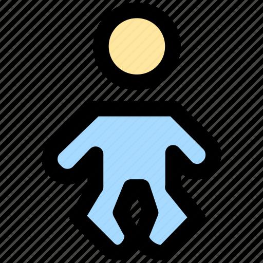 baby, health, pediatrics icon