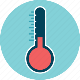 cold, heat, measurement, temperature, thermometer icon