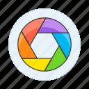 software, shutter, picasa, edition, google, app, image icon