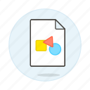 ai, eps, file, files, format, image, svg, vectoe, vector icon