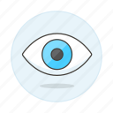 edition, eye, image, photo, picture, view icon