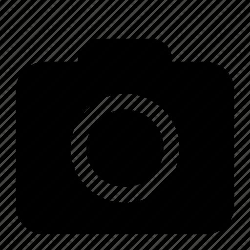 camera, digital, multimedia, picture icon