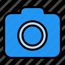 camera, digital, technology icon