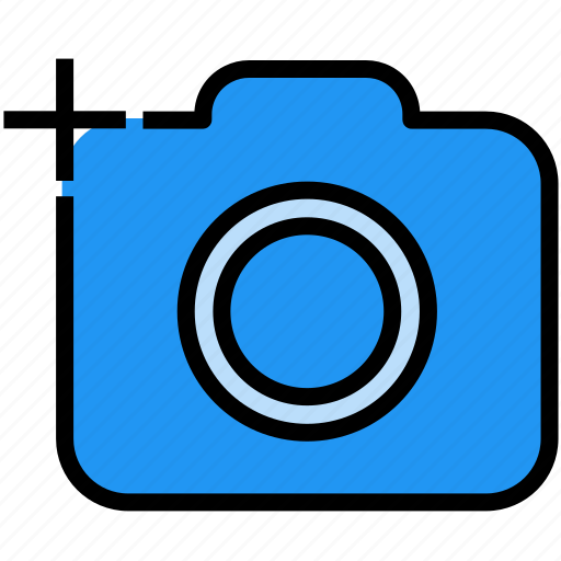 camera, digital, image, photography, picture icon