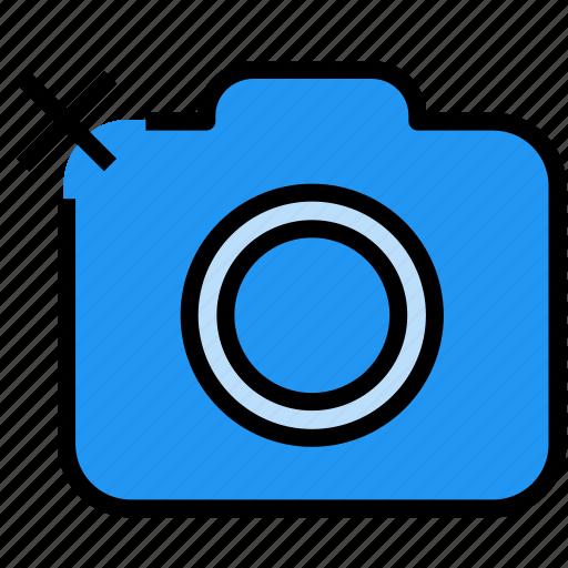 camera, delete, gallery, image, photo icon